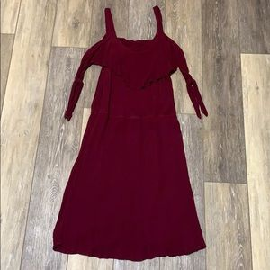 Maurice's dress